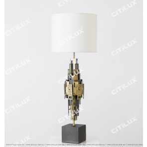 American Retro Textured Table Lamp Citilux