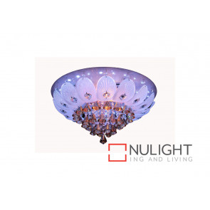 Marie LED Flush chandelier 50cm VAM
