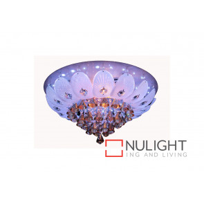 Marie LED Flush chandelier 60cm VAM