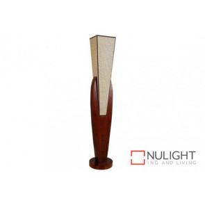 Coppa Timber Floor Lamp VAM