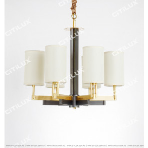 Jane'S All-Copper Stitching Small Chandelier Citilux