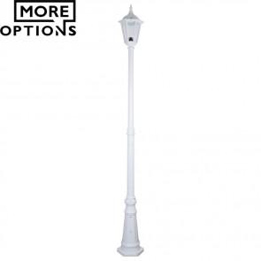 Gt 138 Chester Single Head Tall Post Light B22 DOM