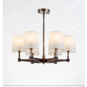 American Minimalist Classic Ceiling Lamp Small Citilux