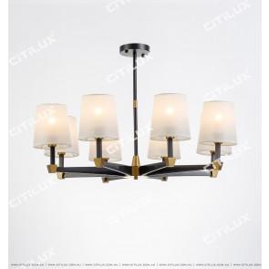 American Minimalist Classic Ceiling Lamp Large Citilux