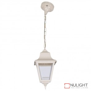 Gt 230 Paris Pendant Light Beige Finish B22 DOM