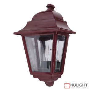 Gt 245 Paris Wall Bracket Light Burgundy Finish B22 DOM