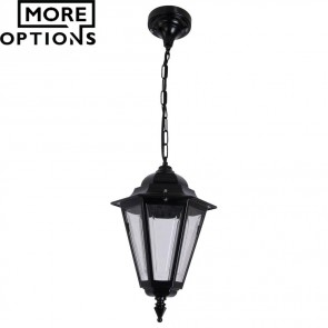 Gt 420 Turin Pendant Light B22 DOM