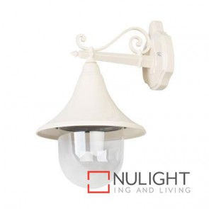 Gt 654 Monaco Hanging Wall Light Beige Finish E27 DOM