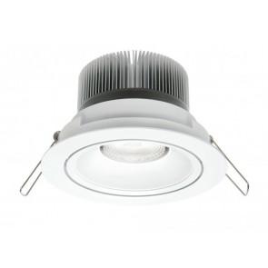 Illumina White 15W Downlight Brilliant Lighting