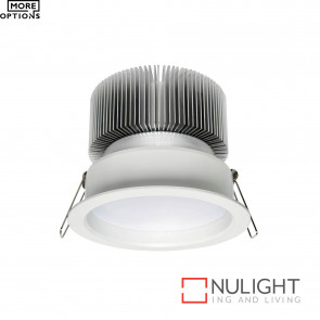 Candella Cob Led Round Diffused Downlight -White BRI