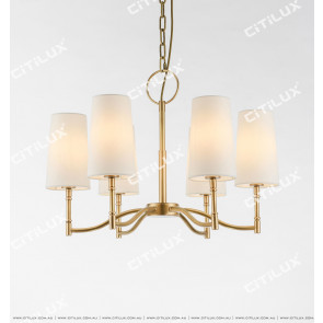 Simple American Small Chandelier Citilux