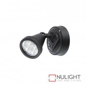 Secura 1X4W Led Floodlight Black BRI