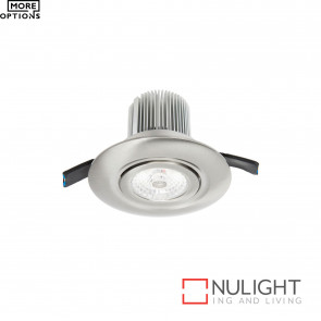 Luxor Led Round Gimbal Downlight 12W BRI