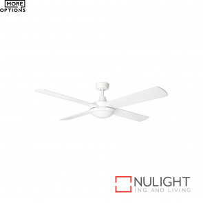 Tempest Led 52 Inch Ceiling Fan With 4200K Led Light - With Blades BRI