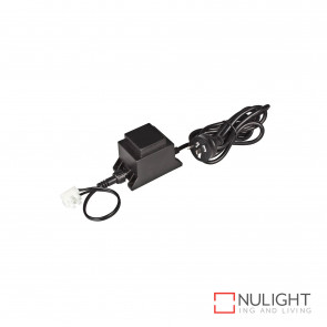 Transformer - 30Va 220-240V Garden Lighting With Plug And Lead Ip64 BRI