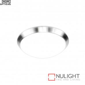 Torus T5 Round Ceiling Light-Aluminium BRI