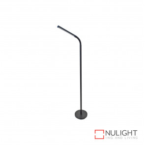 Azure 3W Led Floor Lamp-Black BRI