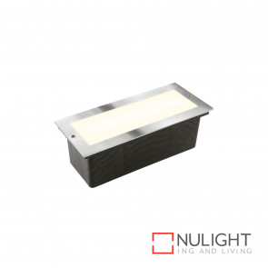 Scotia Recessed Wall Light 304 Stainless Steel BRI