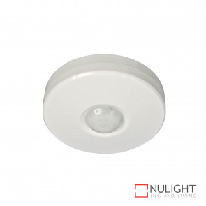 Three-Sixty 360 Degree Surface Mount Pir Sensor - White BRI