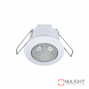 Eye 360 Degree Recessed Pir Sensor - White BRI