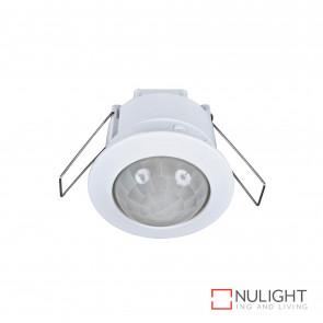 Eye 360 Degree Recessed Pir Sensor - White BRI
