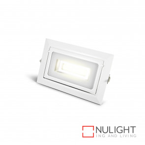 Shoplighter Led Gimbal Light 30W 2200Lm 5000K-White BRI