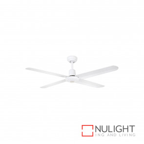 Somers 52 Inch Metal Ceiling Fan-White BRI