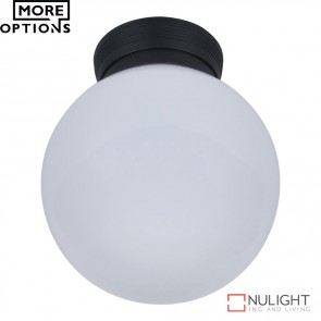 Vl 118204 Spherical 240V Polycarbonate Ceiling Light E27 DOM