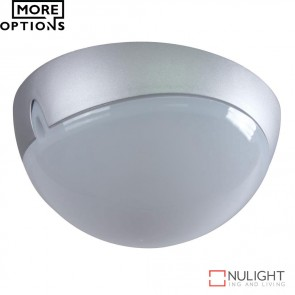 Vl 137002 Small Round 240V Polycarbonate Ceiling Light E27 DOM