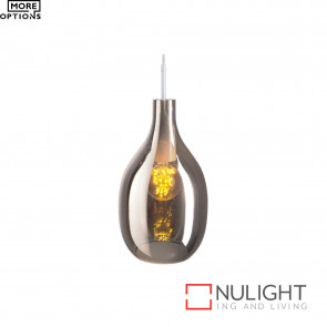 Lisser 230Mm Glass Pendant BRI