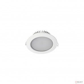 Ramsis 4 Large Led Downlight 13W 780Lm 3000K-White BRI
