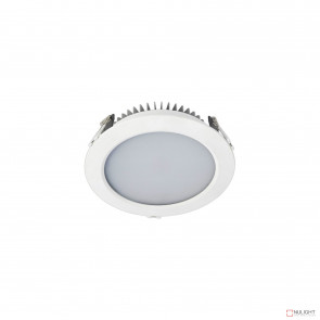 Ramsis 5 Large Led Downlight 15W 950Lm 3000K-White BRI