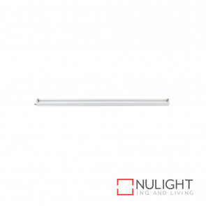 T5 Bare Batten Fluorescent Fitting 1X28W 4200K - White BRI