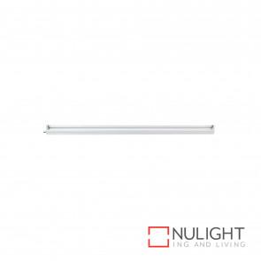 T5 Bare Batten Fluorescent Fitting 1X28W 4200K - White BRI