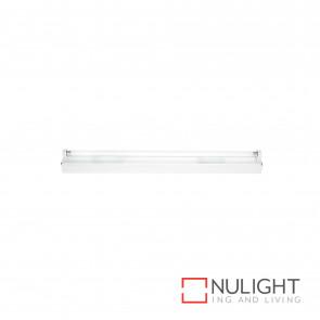 T5 Bare Batten Fluorescent Fitting 1X14W 4200K - White BRI