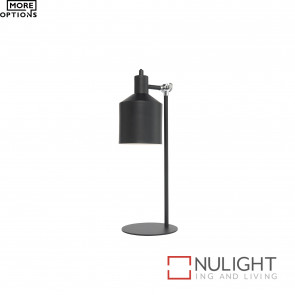 Syphon Metal Table Lamp BRI