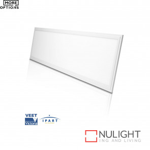 Led Panel Only 1200X300Mm - White BRI
