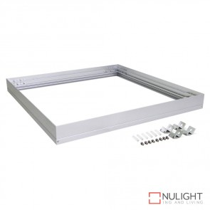 Sm Kit 606 Square Surface Mounted Panel Frame Anodised Aluminium Frame DOM