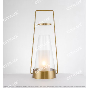 Modern Candle Table Lamp Large Citilux