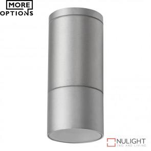 Elite Sm Cylindrical 240V 6W Led Ceiling Light Anodised Finish Led DOM