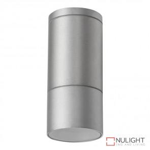 Elite Sm Cylindrical 240V Led Ceiling Light Anodised Finish Body Only DOM