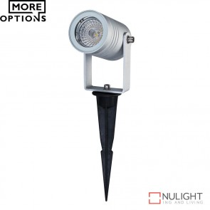 Elite Spike 12V 6W Led Garden Spike Light Anodised Finish Led DOM