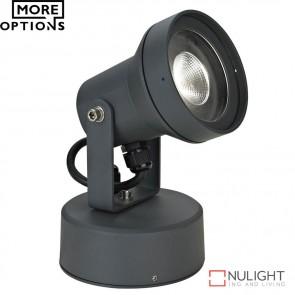 Vision 9 240V 9W Led Spotlight Dark Grey Led DOM