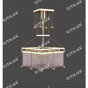 Modern Chinese Palace Chandelier Citilux
