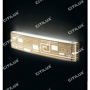 Modern Chinese Long Wall Lamp Citilux