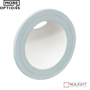 You Round Recessed 3W Led Steplight Aluminium Frame Led DOM
