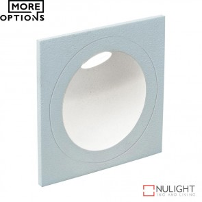 You Square Recessed 3W Led Steplight Aluminium Frame Led DOM