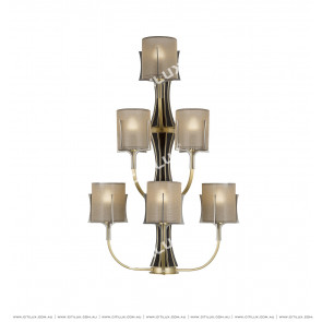 Classic American Multi-Head Wall Lamp Citilux