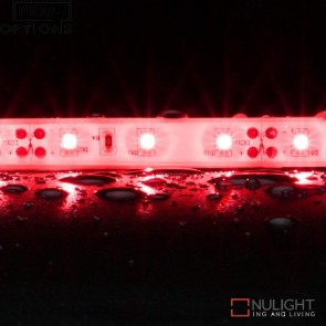 Strip 60 Wp Flexible 60 Led Weatherproof Strip 4.8W 12V Led DOM