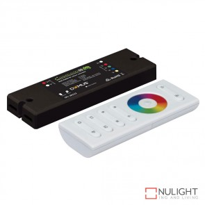Chameleon 03 Rf Rgbw Colour Controller 4 Channel Remote Control DOM